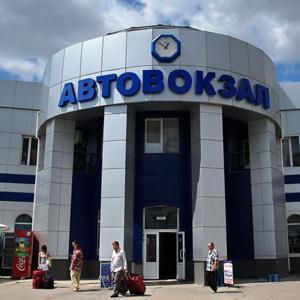 Автовокзалы Пировского