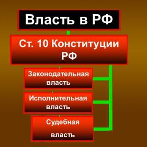 Органы власти Пировского