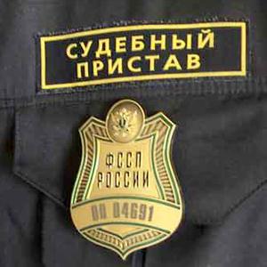 Судебные приставы Пировского